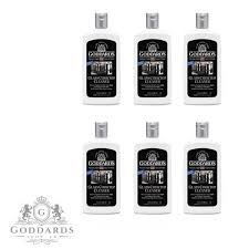 case of 6 220ml dards glass cooktop cleaner