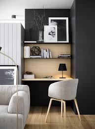 Office Desk In Living Room Homedesigning Via Refresh Your Workspace With Ideas From These