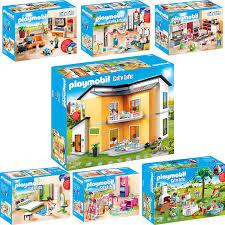 Playmobil City Life 7er Set 9266 9267 9268 9269 9270 9271 9272