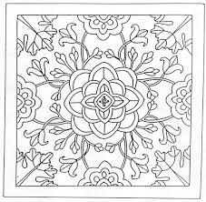 16 Dessins De Coloriage L Phant Mandala Imprimer