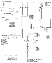 chevy express wiring diagram wirdig washington at 2000 chevy silverado trailer brakes