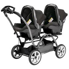 peg perego double stroller strollers