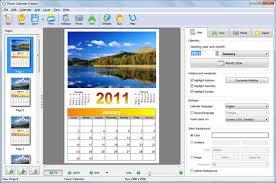 Clander Maker Photo Calendar Creator