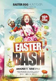 Photoshop-Viz: Best Easter Psd Flyer Templates For Easter 2013