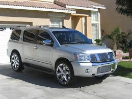Nissan Armada Workshop & Owners Manual | Free Download