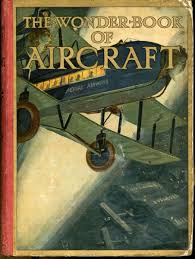 the wonder book of aircraft editor harry golding f r g s