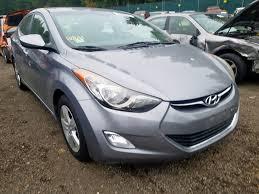 2012 Hyundai Elantra Gl 1 8l 4 In Wa Graham