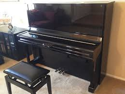 yamaha u3 piano. this yamaha u3 has been very well cared for, and looks, feels sounds like a new piano. it powerful, even tone smooth, fast action. piano