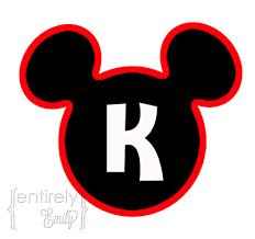 MickeyMouse shirt template