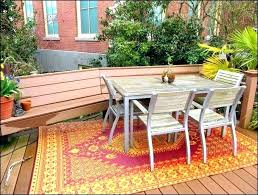 new bamboo rug outdoor patio rugs bed bath