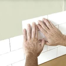 self adhesive ceramic wall tiles l and stick ceramic tile install tiles on adhesive sheets l and stick decorative wall l and stick ceramic tile