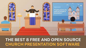 Common themes of christian music include praise, worship, penitence, and lament, and its forms vary widely across the world. Best Free Open Source Church Presentation Software