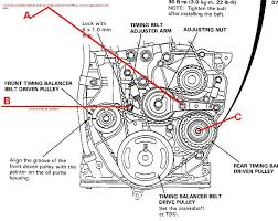timing belt is moving and rubbing    Honda Prelude Forum as well How to change timing belt on 1999 honda prelude furthermore DIY  J35A4  timing belt replacement   Page 4   Honda Pilot   Honda also SOLVED  1996 Honda Accord Timing Belt Installation  I need   Fixya further to Replace timing belt on Renault Twingo 1 1 2i 1998 2007 together with How to Replace a Honda Prelude Timing Belt   8 of 12   Timing Belt furthermore  furthermore  likewise  also 14400 PK2 004   Genuine Honda Belt  Timing  Unitta in addition Gold Nugget  1980 Honda Prelude. on honda prelude timing belt repment