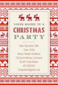 Christmas Invitation Ideas Christmas Party Invitation Templates Free Greetings Island