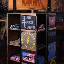 Bio aloha shirt and coffee aficionado. Black Rifle Coffee Seeks Like Minded Aficionados Wsj