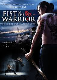 Fist of the warror