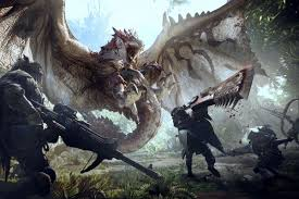 Inside our review of Monster Hunter: World - Polygon