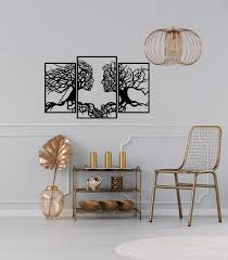 wall art metal tree tree wall decor