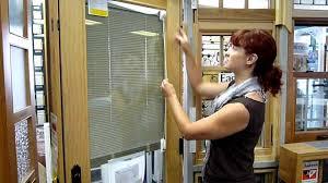 sliding door internal blinds superlative french sliding patio doors