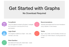 Neo4j Graph Database Sandbox Get Started With Graphs
