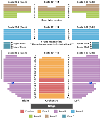 Richard Rogers Seating Chart Hamilton Ny Packages