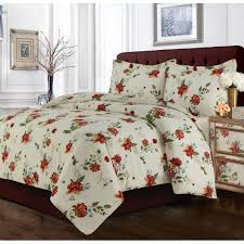 madrid solid or printed oversized duvet cover set on free on orders over 45 com 17483219
