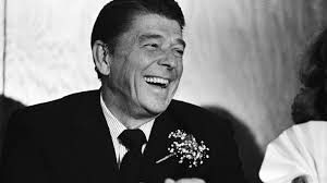 Image result for reagan and rich