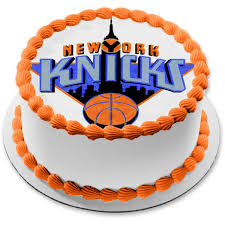 Large collections of hd transparent knicks logo png images for free download. New York Knicks Logo Nba City Buildings Edible Cake Topper Image Abpid A Birthday Place
