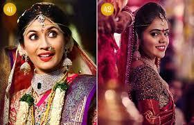 beautiful indian bridal makeup looks telugu bridal makeup looks 1 2
