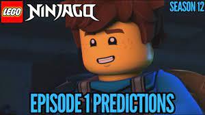 Ninjago Season 12, Episode 1: My Predictions - YouTube