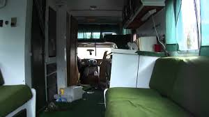 Driving the 1976 Chevy Van 30 RV- Watching what happens - YouTube