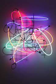 Neon Art - Keith Sonnier Plus