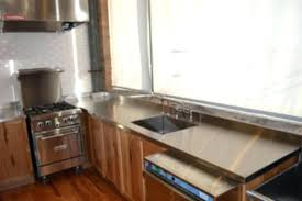 stainless steel countertops cost stainless steel cost stainless steel 4 images stainless steel countertops vs