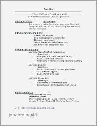 Hospital Housekeeping Resume Unique 40 Housekeeping Resume Skills Inspiration Housekeeping Resume Skills