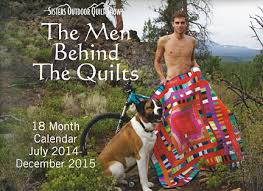 Quilts AND (sorta) nekkid men?! Life is good!! men behind the ... & Quilts AND (sorta) nekkid men?! Life is good!! men behind Adamdwight.com