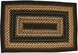 rectangle large braided rugs picture big lots