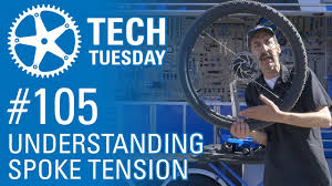 Understanding Spoke Tension Live At Sea Otter 2018 Tech Tuesday 105