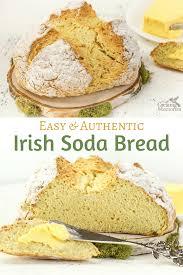 Authentic Easy Irish Soda Bread Recipe Traditional Modern