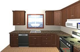 Formal L Shaped Kitchen Design Ideas