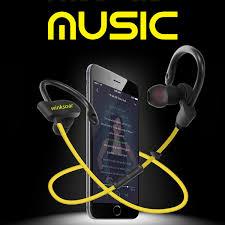iphone bluetooth headphones. winksoar bluetooth headset waterproof sports stereo headphone for iphone samsung xiaomi lg headphones