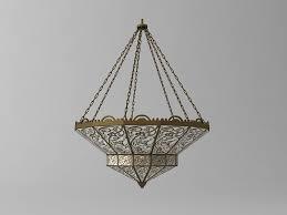 arabian chandelier flatpyramid 3d model 3ds max fbx photo n 1