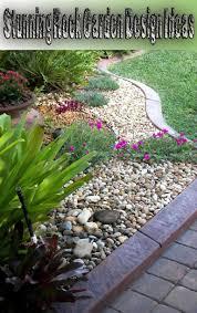 Small Picture Stunning Rock Garden Design Ideas Quiet Corner