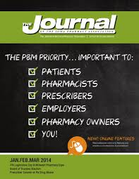 IPA Journal - Jan/Feb/Mar by Iowa Pharmacy Association - issuu