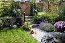 Small Picture landscaping along privacy fence wood fence residential houston
