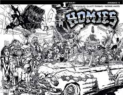 Homie Vending Machine Amazing Dynamite Announces New Homies Series And Retrospective Hardcover