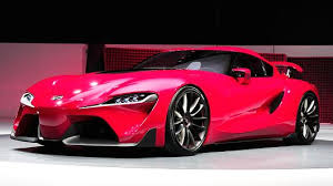 new toyota sports car 2014