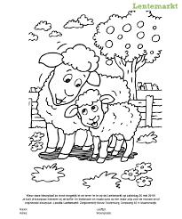 Voor Alle Kinderen Kleur Deze Kleurplaat De Lentemarkt