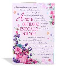 Thank You Notes Greeting Card