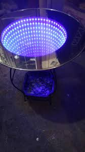 Infinity Coffee Table 17 Best Ideas About Infinity Mirror Table On Pinterest Infinity