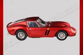 Mattel Hot Wheels Ferrari 250 Gto 60th Anniversary Elite Scuderiamodelli By Robert